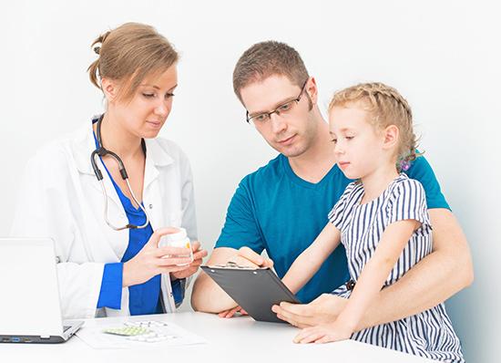 Orvosi konzultáció allergén immunterápia alkalmazása előtt